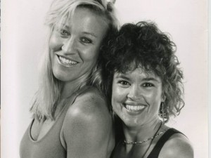 TINA AND LISA WOODSIDE
