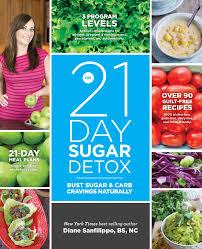 21 day sugar detox book