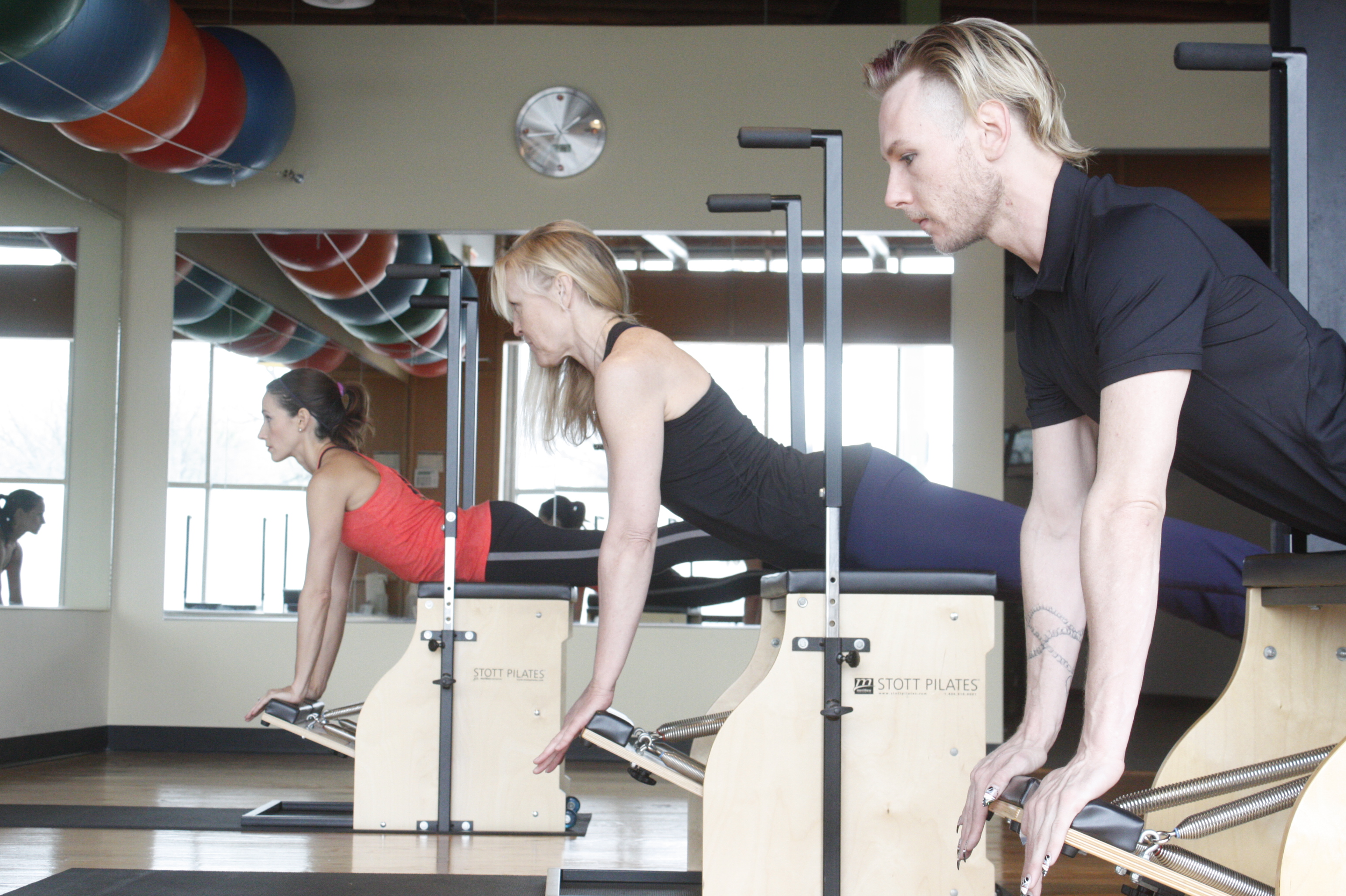Become A Personal Trainer In Kansas City Pilates 1901